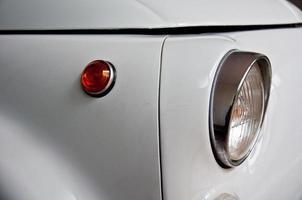 Fiat 500, auto d'epoca italiane foto