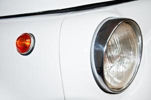 auto d'epoca italiana foto