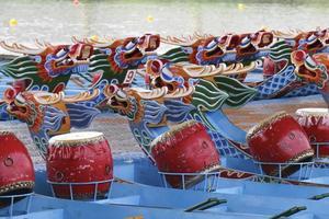 barche del drago foto