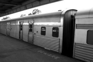 carrozze ferroviarie foto