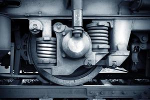 ruote del treno