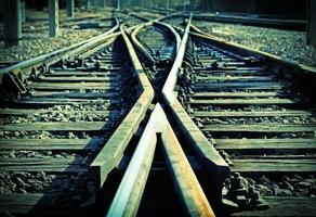 attraversamento della ferrovia