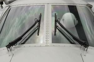 elicottero anteriore foto