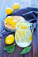 limonata fresca foto