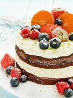 torta di Natale foto