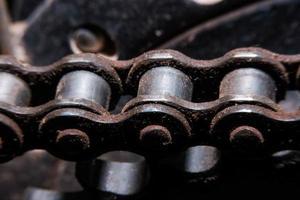 vecchio sfondo industria catena