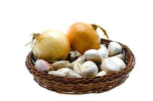 aglio e cipolla.