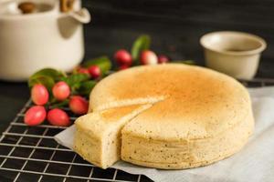torta al formaggio foto
