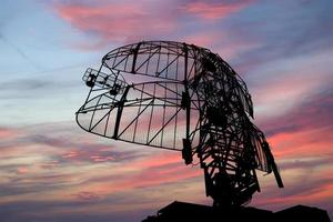 radar moderno foto