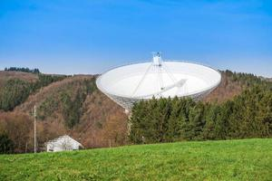 radiotelescopio effelsberg foto