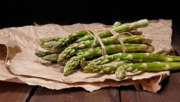 a base di asparagi