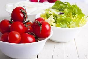 ingredienti per insalata