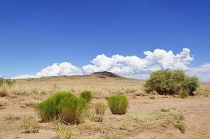 vulcano nel New Mexico foto