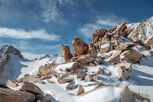 rocce. foto
