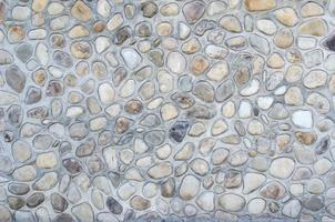 struttura rotonda della roccia di pietra