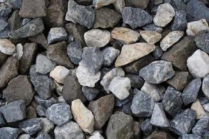 roccia frantumata