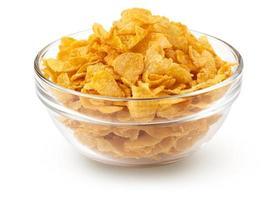 corn flakes croccanti foto