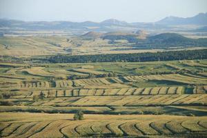 paesaggio rurale della Cina foto