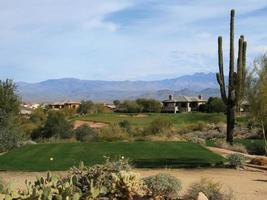 golf dell'Arizona foto
