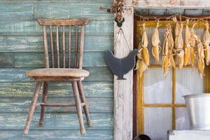 decorazione di casa colonica