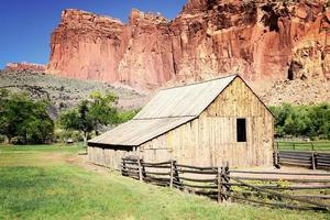 Gifford House, capitol reef foto