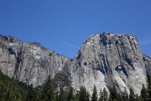 el capitan - parco nazionale di yosemite foto