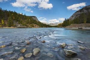 fiume di prua foto