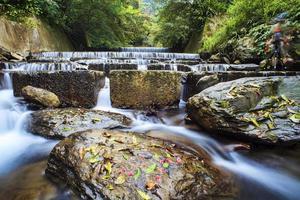 fiume di barile, Taiwan foto