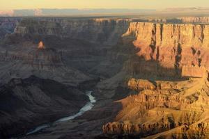 Grand Canyon colorado River foto