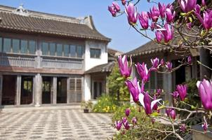 villa della montagna di Hong Kong a mudu, Suzhou, porcellana