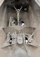 Sagrada Familia particolare foto
