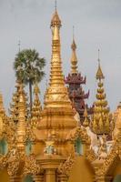 Pagoda di Shwedagon, Yangon, Myanmar