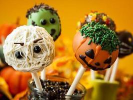 spuntino di Halloween foto