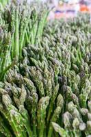 asparagi in file