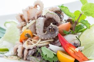 insalata di calamari foto