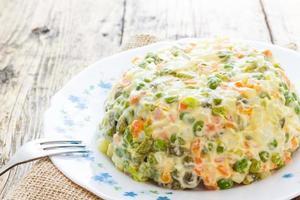 insalata russa foto