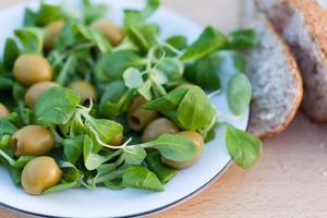 insalata verde foto