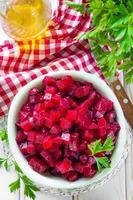 insalata di barbabietole foto