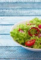 insalata vegatable foto