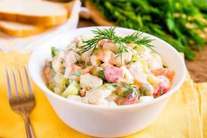 insalata russa olivier