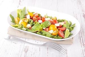insalata di pomodoro foto
