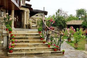 architettura paesaggistica in pietra naturale