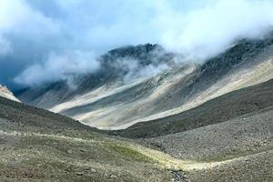paesaggio montano scenico foto