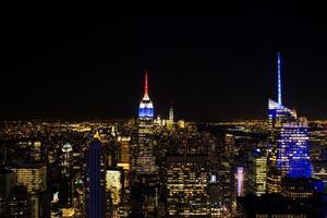 paesaggio di new york foto