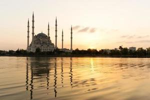 Moschea Sabanci, Adana, Turchia foto