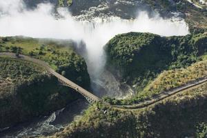 Le cascate Victoria