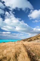 bellissimo paesaggio della Nuova Zelanda foto