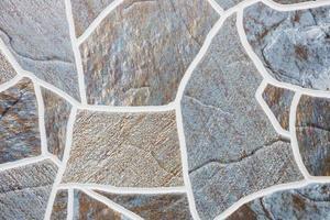 trama a mosaico foto