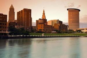 Cleveland marrone foto