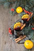 vin brulé caldo, bevanda invernale